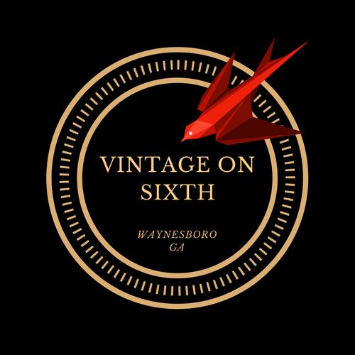 Vintage on Sixth